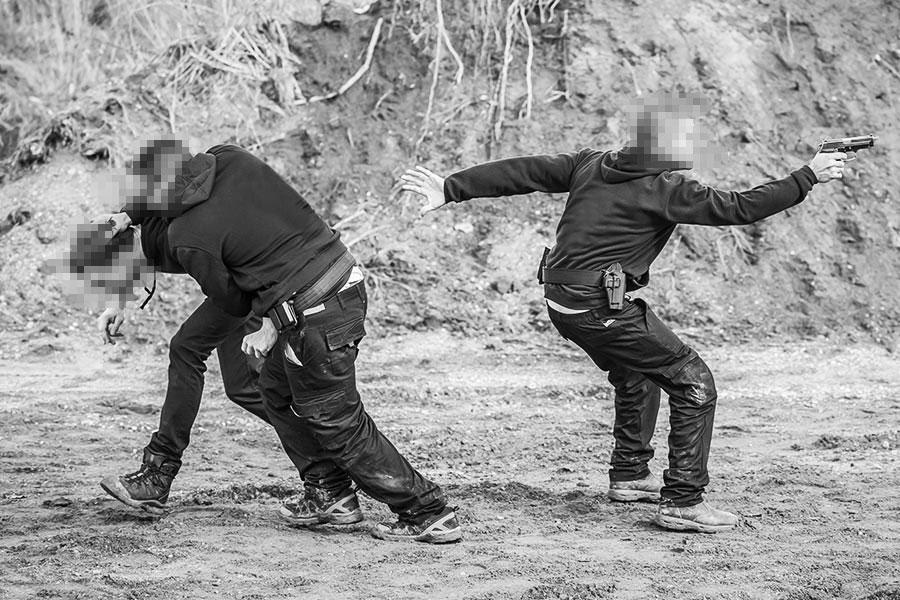 Defencetec Security, Begleitschutz, Sicherheit, Münster